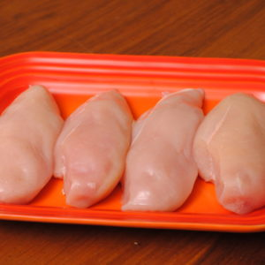 Plain Filleted Breast